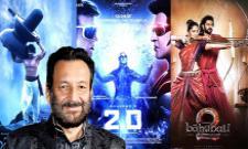 Shekhar Kapoor In Large Scale Films Where Mumbai Directors Are Failing - Sakshi