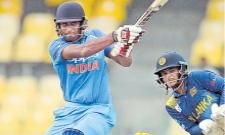 India is runner-up in the Asia Cup cricket tournament - Sakshi