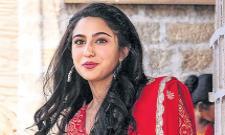 Sara Ali Khan shines in Kedarnath - Sakshi