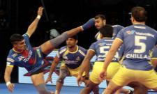 UP YoYADA and Tamil Thalivas are drawing matches - Sakshi