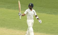Virat Kohli Completed His 25th Test Century In Perth Test - Sakshi