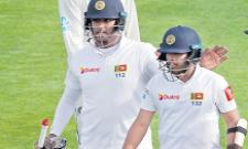 Stunning Sri Lanka make history to deny Black Caps - Sakshi