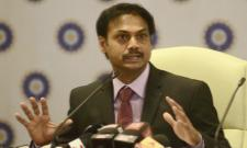 MSK Prasad identifies role for Shubman, says discussions held with Dravid - Sakshi