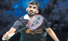 Shuttler Srikanth signs 4year deal with Chinese sports brand Li Ning - Sakshi