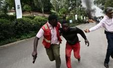 Fifteen People Killed In Terrorists suicide Attack On Kenya Hotel - Sakshi