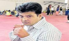 Mohammed Ali Qamar becomes youngest India womens boxing coach - Sakshi