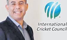 Manu Sawhney named as ICC Chief Executive - Sakshi