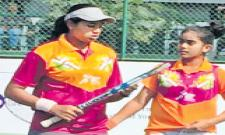 Sai Dedeepya in Semis of Khelo Indian Youth Games - Sakshi