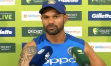 Balance that Pandya creates is crucial for team, Dhawan - Sakshi