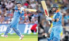 India won the match by 6 wickets against Australia - Sakshi