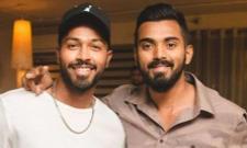 Indian cricketers Pandya Rahula trial Started - Sakshi