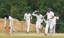 Ranji Trophy 2019 Kerala Cricket Team Makes Maiden Semi Final - Sakshi