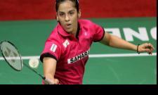 Saina enters quarters of Malaysia Masters - Sakshi