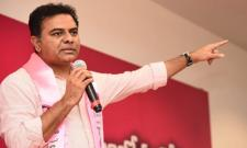 KTR Fire On Chandra babu - Sakshi