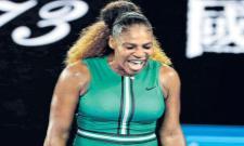 Serena in charge as Djokovic races past Tsonga at Australian Open - Sakshi