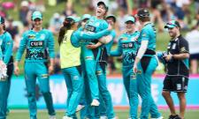 Big Bash League Thrilling Finish Sees Brisbane Heat in the First Semifinal - Sakshi
