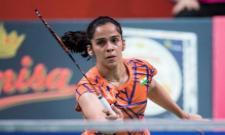 Saina Nehwal Defeat to Carolina Marin in Malaysia Masters Semi Final - Sakshi