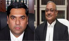Justices Dinesh Maheshwari, Sanjiv Khanna sworn-in as SC judges - Sakshi