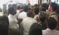 Dissent in Rajampet TDP - Sakshi