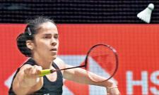 Saina Nehwal loses to Carolina Marin at Malaysia Masters - Sakshi