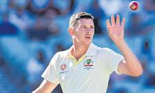 Australia Josh Hazlewood ruled out of Sri Lanka Tests - Sakshi