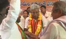 Tension Manikyala rao Hunger Strike camp - Sakshi