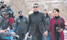 Cristiano Ronaldo pleads guilty to tax fraud at Madrid court - Sakshi