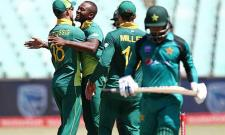 Pakistan vs South Africa 2nd ODI: South Africa win by five wickets - Sakshi