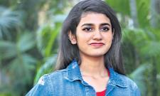 Priya Prakash Warrior chit chat with media - Sakshi