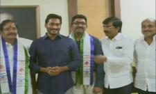 Somireddy Chandramohan Reddy Brother in law Joined In YSRCP - Sakshi