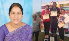 Employee Champion in Shot Put Throw - Sakshi
