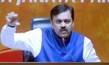 GVL Narasimha Rao slams CM Chandrababu Naidu for 'lies'  - Sakshi