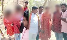 Bajrang Dal Activist Done Marriage to The Love Couple On Valentines Day - Sakshi