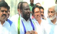 Amalapuram TDP MP Ravindra babu Joins YSRCP - Sakshi