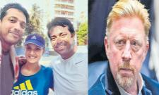Leander Paes Mahesh Bhupathi and Sania Mirza should work together - Sakshi