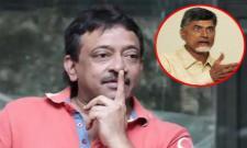 Ram Gopal Varma Counter to Chandrababu Naidu Commnets - Sakshi