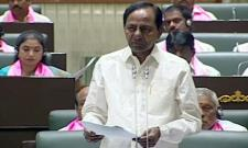 CM KCR Presents Telangana Vote on Account 2019-2020 in Assembly - Sakshi