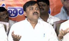 BJP Leader GVL Narasimha Rao Fires on TDP Govt - Sakshi