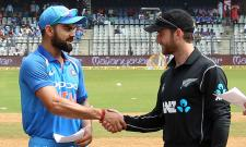 India VS New Zealand First T20 in wellington - Sakshi