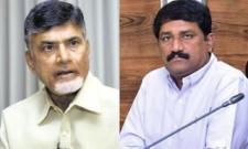 Ganta Srinivasa Rao Not Interested Contesting As MP - Sakshi