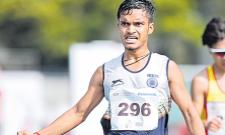 India bag five medals on first day of Asian Youth Athletics Championships - Sakshi