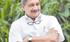 Goa CM Manohar Parrikar Dies - Sakshi