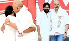 Nagababu joins Janasena Party In Presence Of Pawan Kalyan - Sakshi
