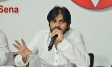 JanaSena Chief To File Nomination In Gajuwaka  - Sakshi