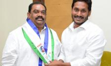 Guntur East TDP Leader Showkath Joins YSRCP - Sakshi