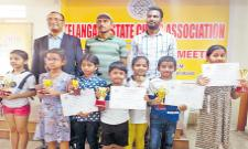 Akshay, Pawan Won Chess Titles - Sakshi