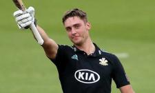England Youngster Jocks Smashes 25 Ball Century In T10 Match - Sakshi