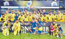 Chennai Super Kings and Rajasthan Royals have been back in the fray this year - Sakshi