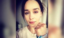 Game Of Thrones Emilia Clarke Who Survived Aneurysms Inspirational Post - Sakshi