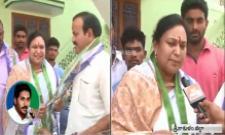 Huge Members Joins Ysrcp In Presence Of Reddy Shanti At Srikakulam - Sakshi
